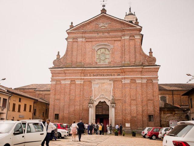 Il matrimonio di Giovanni e Isabella a Cassolnovo, Pavia 35