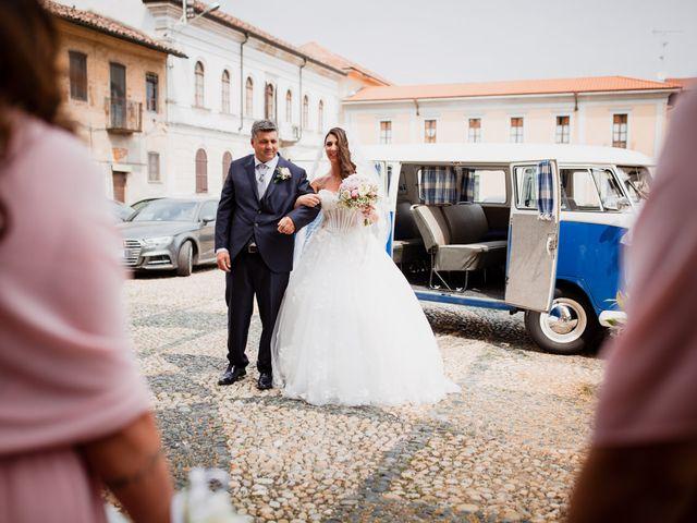 Il matrimonio di Giovanni e Isabella a Cassolnovo, Pavia 45