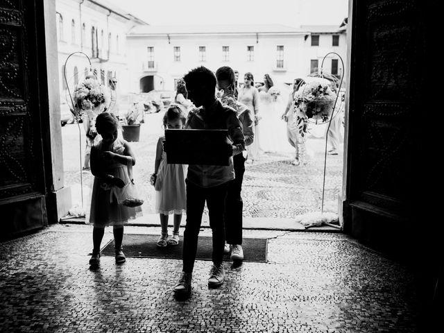 Il matrimonio di Giovanni e Isabella a Cassolnovo, Pavia 46