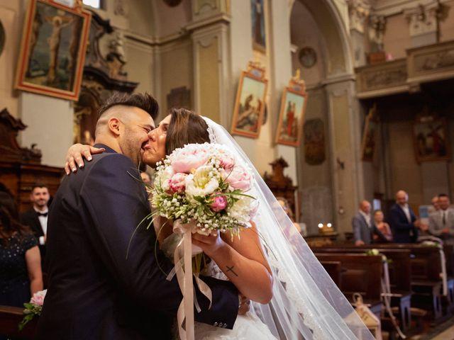 Il matrimonio di Giovanni e Isabella a Cassolnovo, Pavia 48