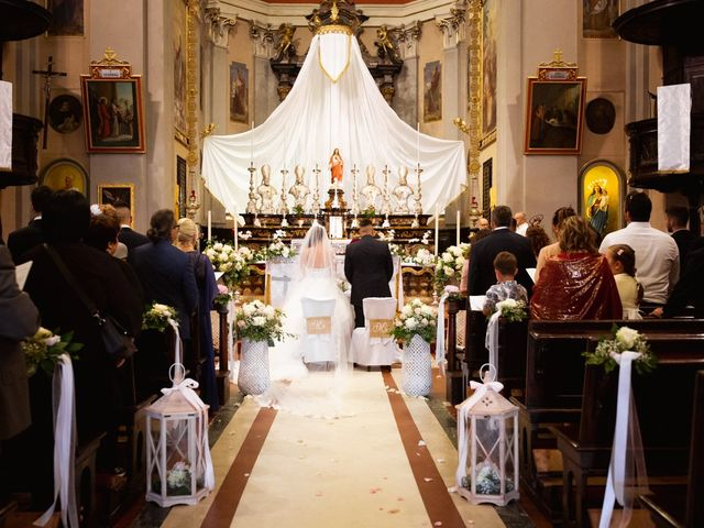 Il matrimonio di Giovanni e Isabella a Cassolnovo, Pavia 50