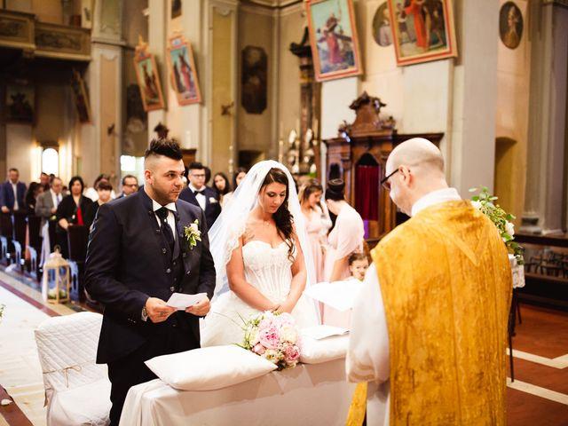 Il matrimonio di Giovanni e Isabella a Cassolnovo, Pavia 53