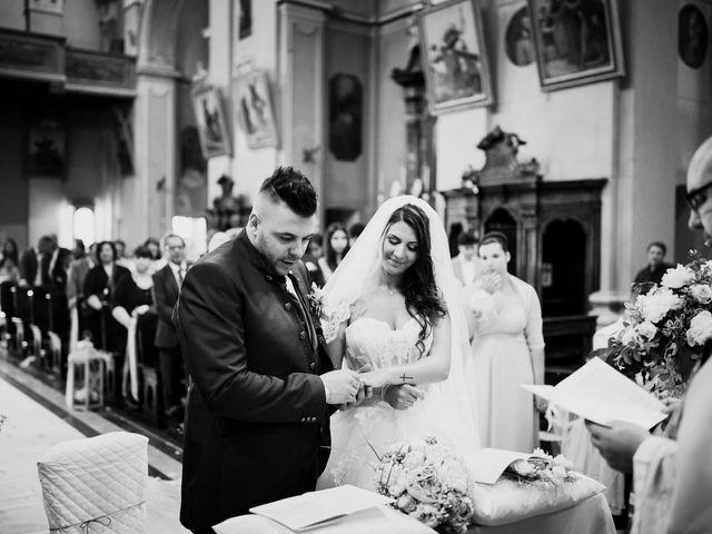 Il matrimonio di Giovanni e Isabella a Cassolnovo, Pavia 55