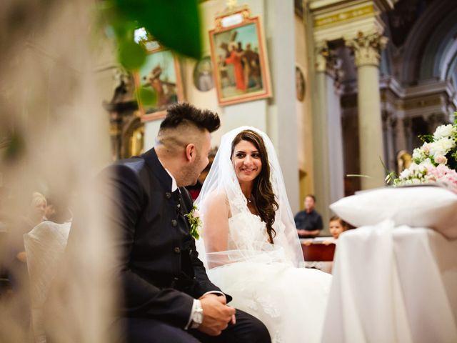 Il matrimonio di Giovanni e Isabella a Cassolnovo, Pavia 57
