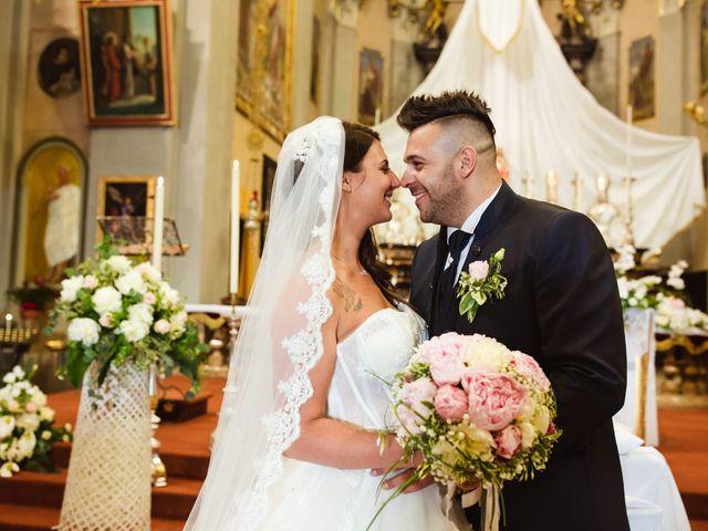Il matrimonio di Giovanni e Isabella a Cassolnovo, Pavia 61