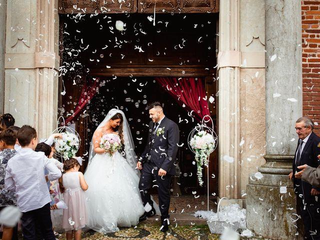 Il matrimonio di Giovanni e Isabella a Cassolnovo, Pavia 63