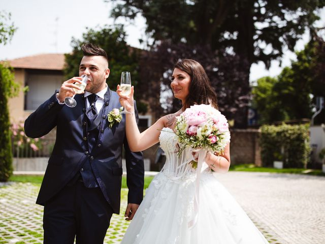 Il matrimonio di Giovanni e Isabella a Cassolnovo, Pavia 72