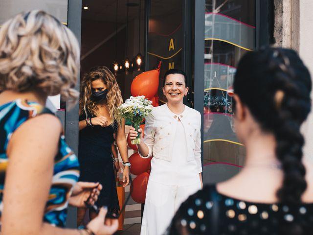 Il matrimonio di Gianluca e Mariaelena a La Spezia, La Spezia 31