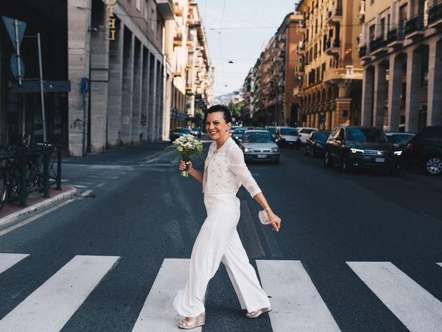 Il matrimonio di Gianluca e Mariaelena a La Spezia, La Spezia 33