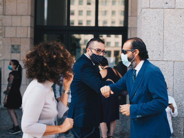 Il matrimonio di Gianluca e Mariaelena a La Spezia, La Spezia 34