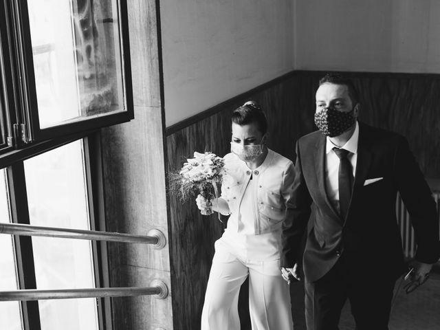 Il matrimonio di Gianluca e Mariaelena a La Spezia, La Spezia 43
