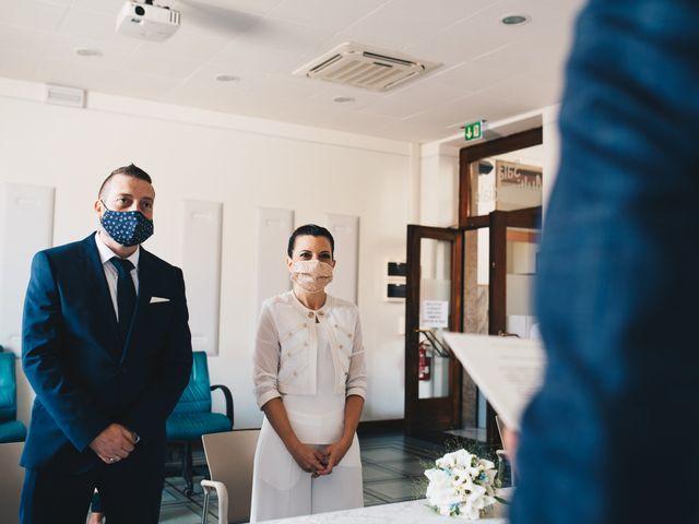 Il matrimonio di Gianluca e Mariaelena a La Spezia, La Spezia 45