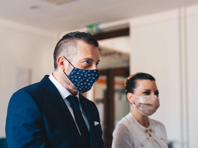 Il matrimonio di Gianluca e Mariaelena a La Spezia, La Spezia 47