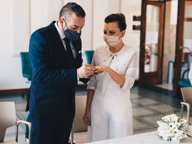 Il matrimonio di Gianluca e Mariaelena a La Spezia, La Spezia 50