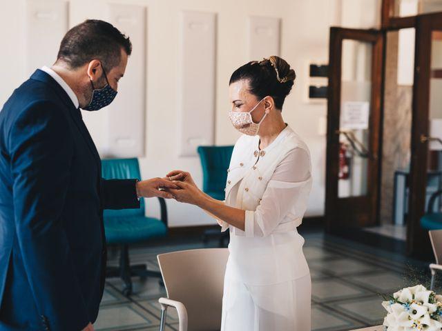 Il matrimonio di Gianluca e Mariaelena a La Spezia, La Spezia 52
