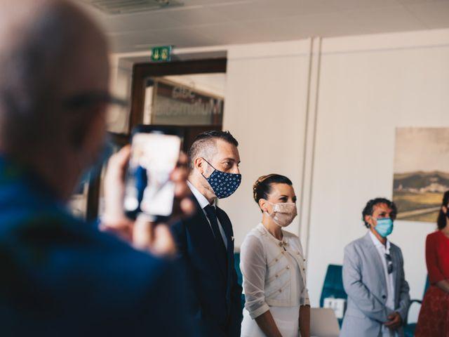 Il matrimonio di Gianluca e Mariaelena a La Spezia, La Spezia 54