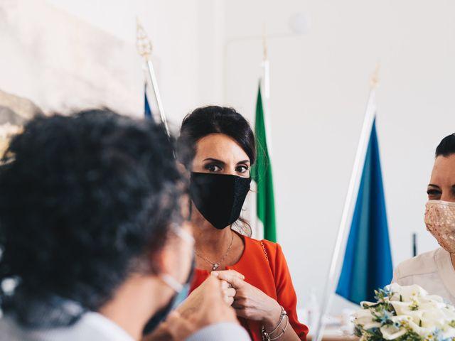 Il matrimonio di Gianluca e Mariaelena a La Spezia, La Spezia 55