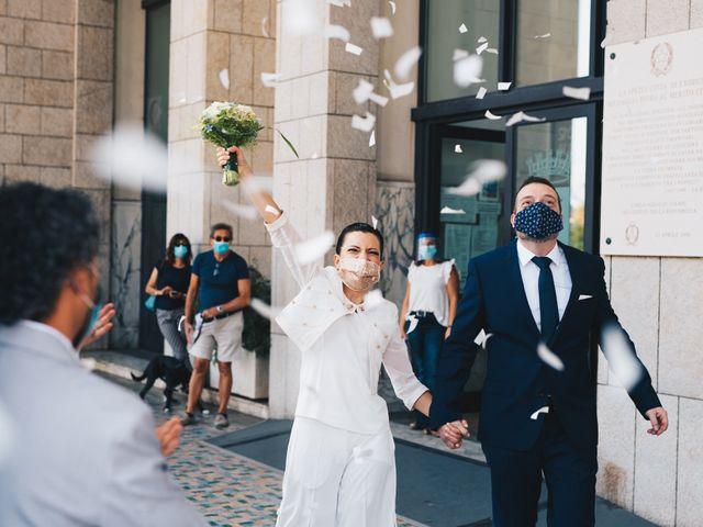 Il matrimonio di Gianluca e Mariaelena a La Spezia, La Spezia 60