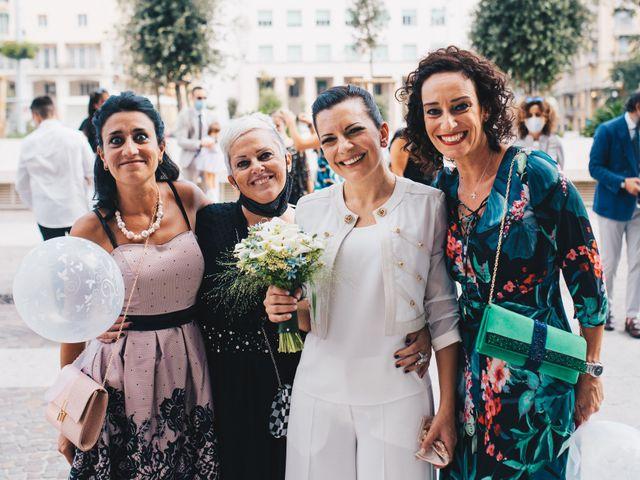 Il matrimonio di Gianluca e Mariaelena a La Spezia, La Spezia 63