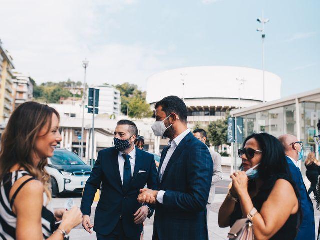 Il matrimonio di Gianluca e Mariaelena a La Spezia, La Spezia 66