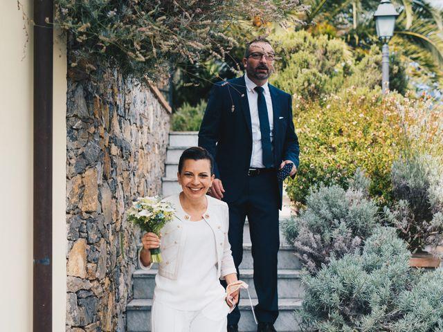Il matrimonio di Gianluca e Mariaelena a La Spezia, La Spezia 84