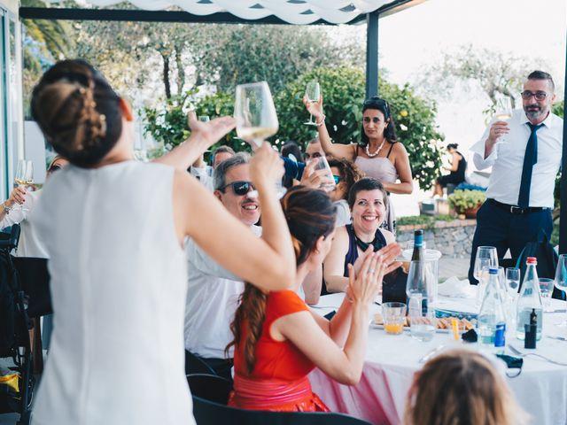 Il matrimonio di Gianluca e Mariaelena a La Spezia, La Spezia 87