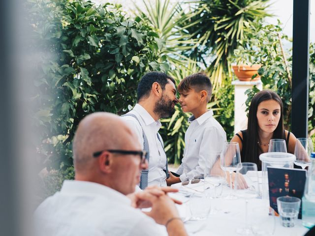 Il matrimonio di Gianluca e Mariaelena a La Spezia, La Spezia 89