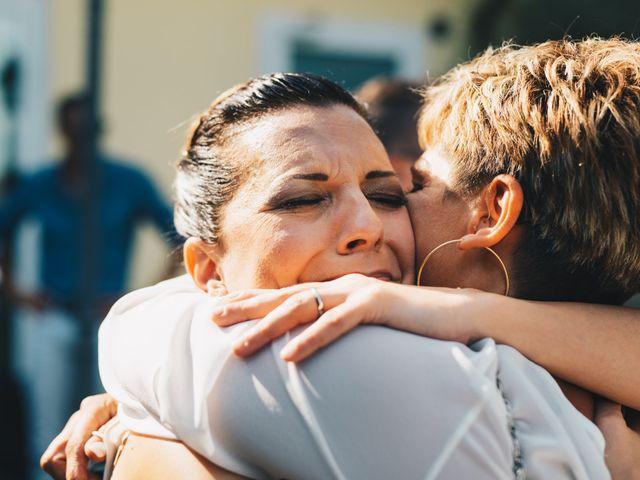 Il matrimonio di Gianluca e Mariaelena a La Spezia, La Spezia 104