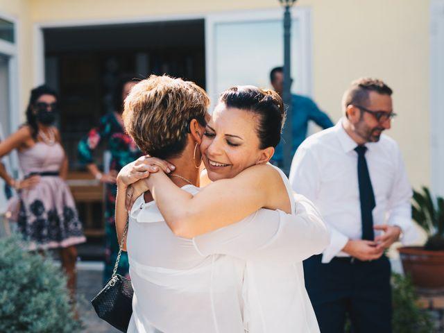 Il matrimonio di Gianluca e Mariaelena a La Spezia, La Spezia 105