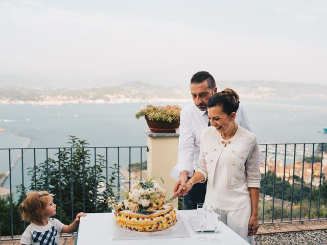 Il matrimonio di Gianluca e Mariaelena a La Spezia, La Spezia 130