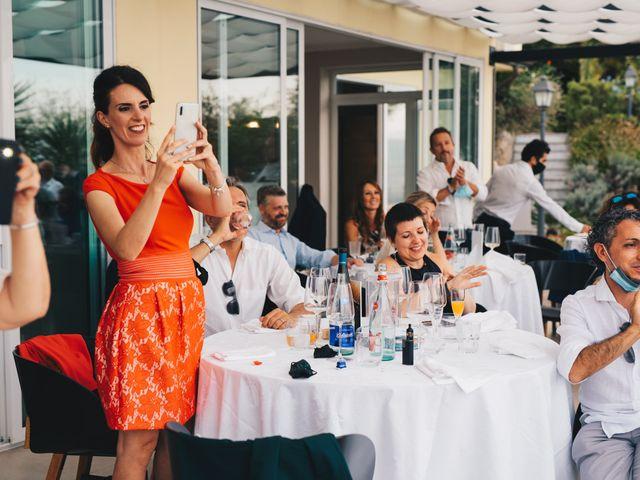 Il matrimonio di Gianluca e Mariaelena a La Spezia, La Spezia 135