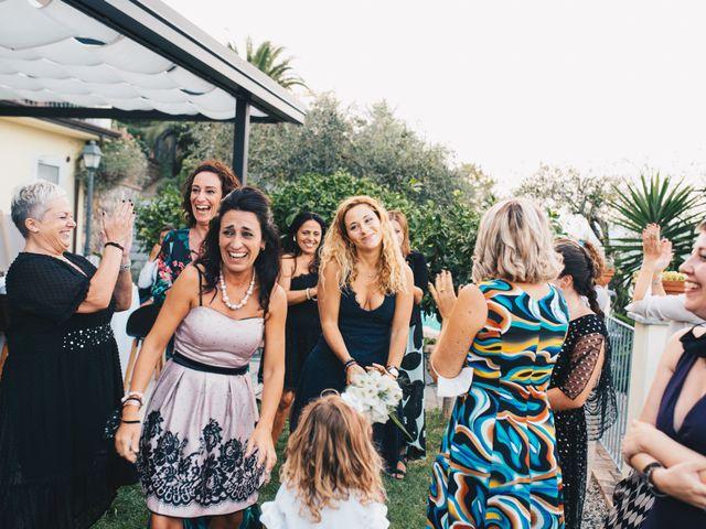 Il matrimonio di Gianluca e Mariaelena a La Spezia, La Spezia 142