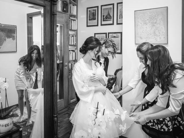 Il matrimonio di Manuel e Annamaria a Bienno, Brescia 10