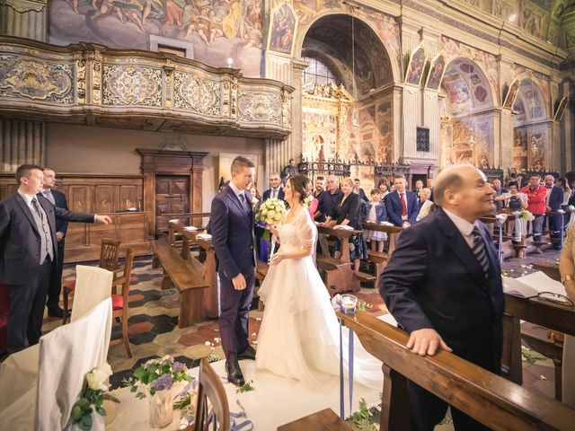 Il matrimonio di Manuel e Annamaria a Bienno, Brescia 26