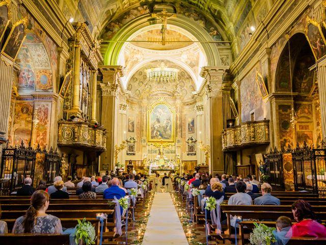 Il matrimonio di Manuel e Annamaria a Bienno, Brescia 27