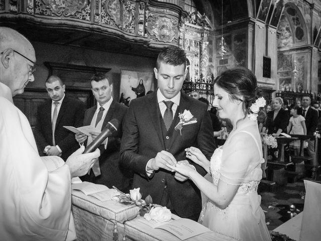 Il matrimonio di Manuel e Annamaria a Bienno, Brescia 28