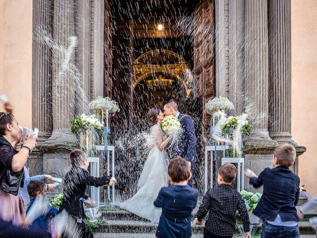 Il matrimonio di Manuel e Annamaria a Bienno, Brescia 30