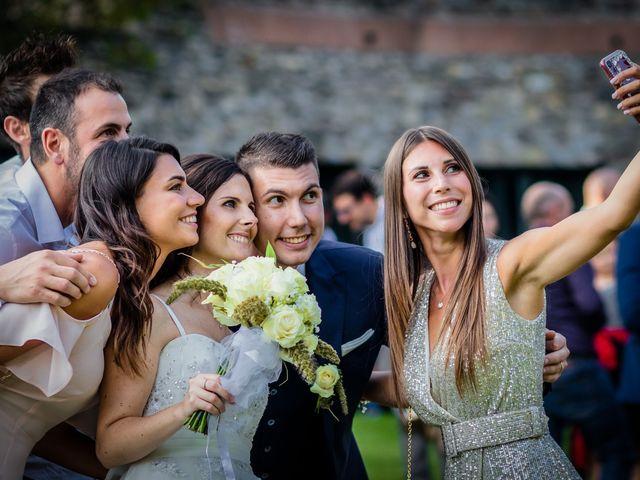 Il matrimonio di Manuel e Annamaria a Bienno, Brescia 35