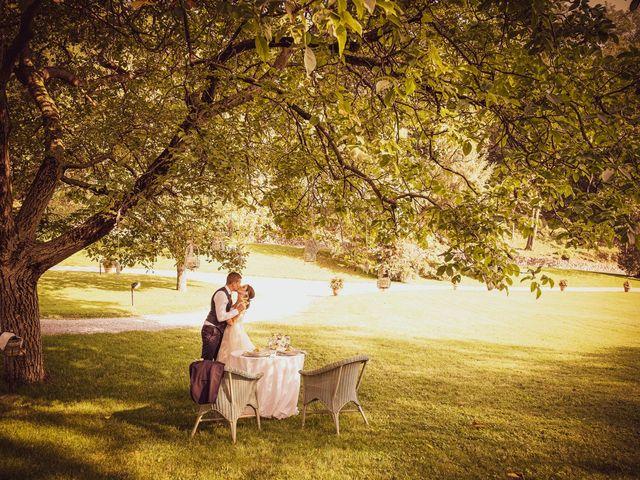 Il matrimonio di Manuel e Annamaria a Bienno, Brescia 45