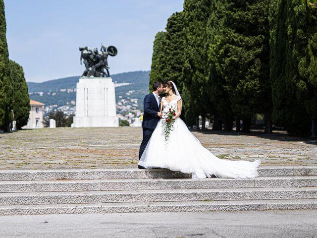 Il matrimonio di Alessandro e Sarah a Trieste, Trieste 22