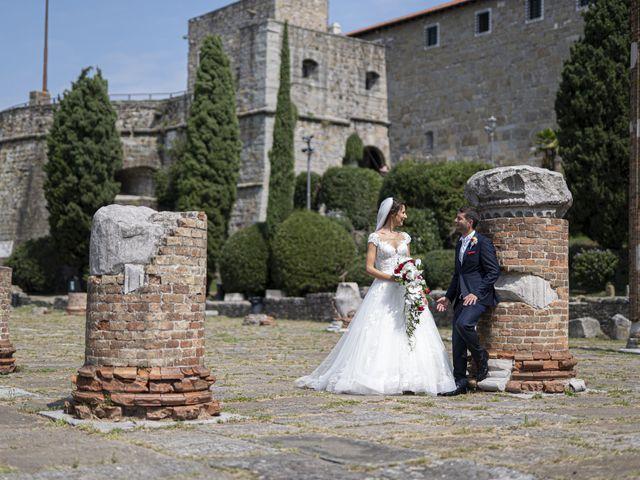 Il matrimonio di Alessandro e Sarah a Trieste, Trieste 23