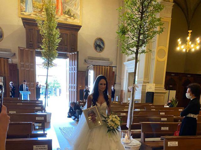 Il matrimonio di Matteo  e Erica a Verona, Verona 3