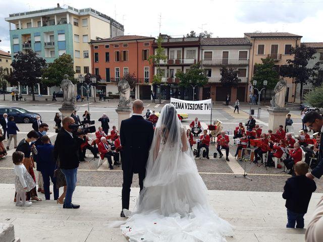 Il matrimonio di Matteo  e Erica a Verona, Verona 5