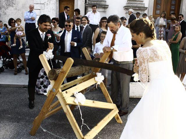 Il matrimonio di Francesco e Laura a Fagagna, Udine 12