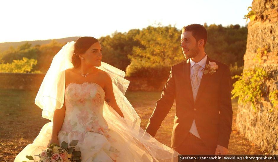 Il matrimonio di Maurizio e Federica a Follonica, Grosseto