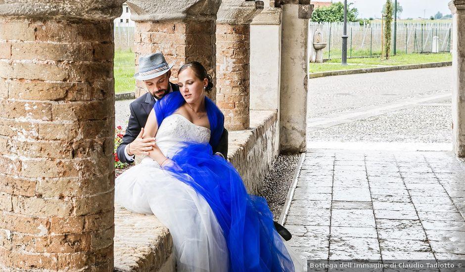 Il matrimonio di Valentino e Nicoletta a Ormelle, Treviso