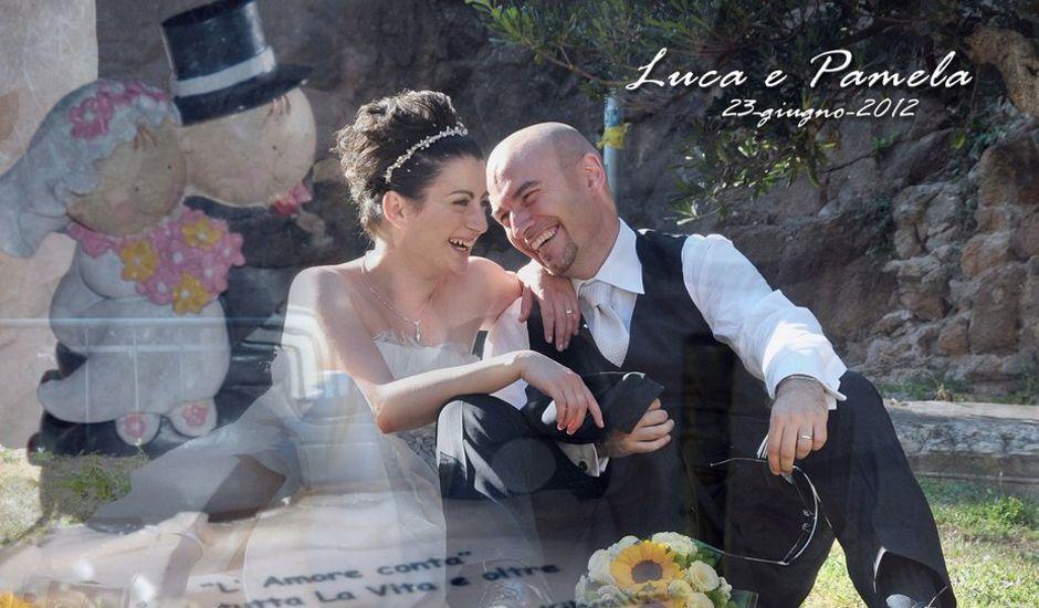 Il matrimonio di Pamela e Luca a Roma, Roma