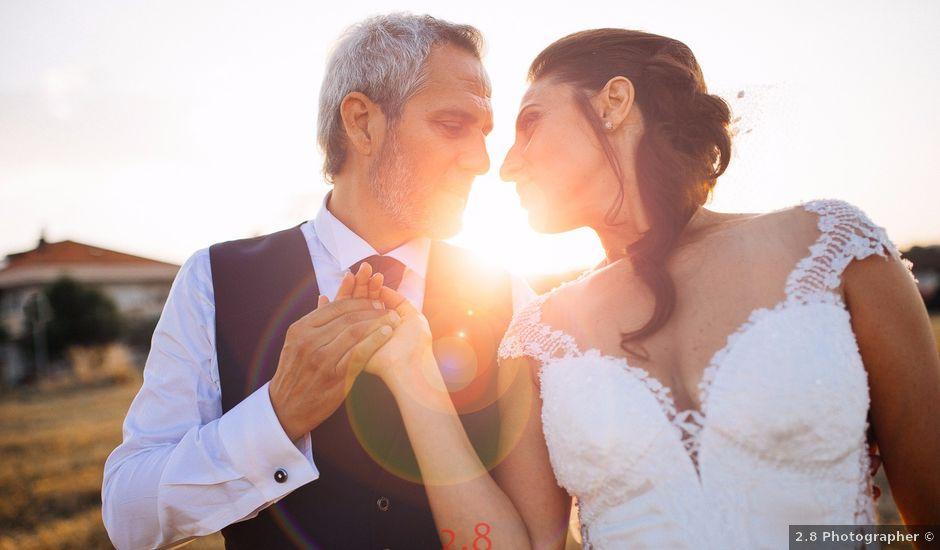 Il matrimonio di Alessia e Adriano a Atri, Teramo