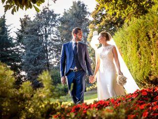 Le nozze di Veronica e Gianmaria