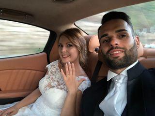 Le nozze di Mario e Carmela